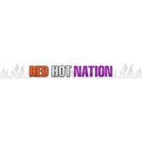 Logo de la radio Red Hot Flames 98.5