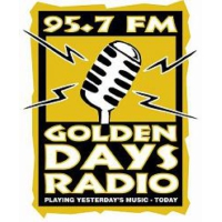 Logo of radio station Golden Days Radio