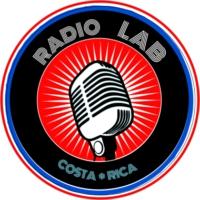 Logo of radio station RadioLAB Costa Rica