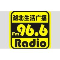 Logo of radio station 湖北生活广播 FM96.6