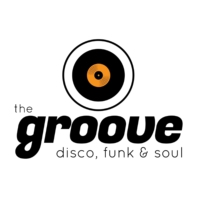 Logo of radio station the groove - disco, funk and soul