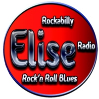 Logo of radio station ELISE RADIO -  ROCK N' ROLL