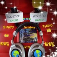 Logo de la radio RCK CARAIBEEN KING 97 CK