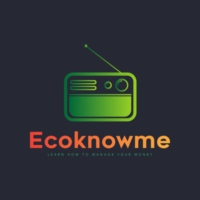 Logo of radio station Ecoknowme