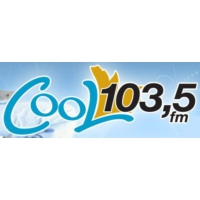 Logo of radio station CKRB Cool FM 103.3 FM