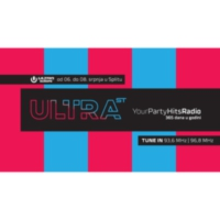 Logo of radio station Ultra Split
