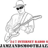 Logo de la radio SlowJamZandSmoothJazZ