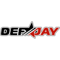 Logo of radio station Defjay Radio