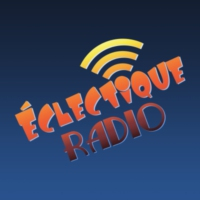 Logo of radio station Éclectique Replay