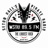 Logo of radio station WSOU 89.5 FM