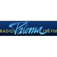 Logo of radio station Radio Paloma 106