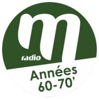Logo de la radio M Radio - Culte Années 60 et 70