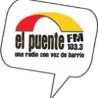 Logo de la radio El Puente FM