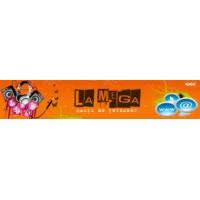 Logo of radio station Radio Mega Bolivia