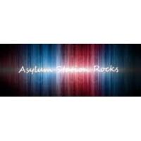 Logo de la radio Asylum Station Rocks