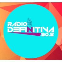 Logo de la radio Radio Definitiva FM 90.5