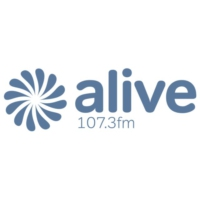 Logo of radio station Alive Radio 107.3 fm