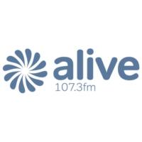 Logo of radio station Alive Radio 107.3 fm