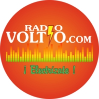 Logo of radio station Radio Voltio