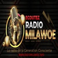 Logo of radio station RADIO MILAWOE