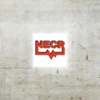 Logo of radio station NECR FM