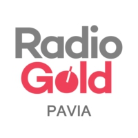 Logo of radio station Radio Gold Pavia
