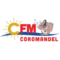 Logo of radio station Coromandel's CFM