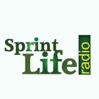 Logo of radio station Sprint Life Radio