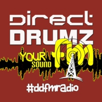 Logo de la radio Direct Drumz FM