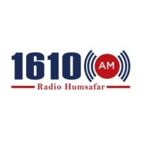Logo of radio station CHRN Radio Humsafar 1610 AM
