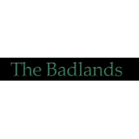 Logo de la radio The Badlands