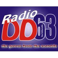 Logo of radio station Radio DD63