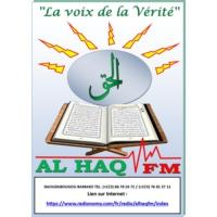 Logo de la radio AL HAQ FM