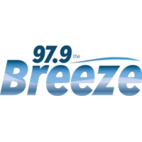 Logo of radio station KTPT 97.9 The Breeze