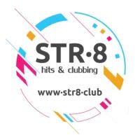 Logo of radio station str8radio