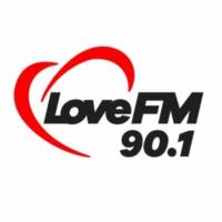 Logo de la radio XHUA Love FM 90.1