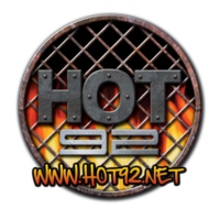 Logo of radio station Hot92