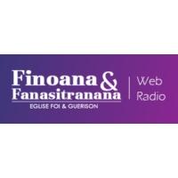 Logo of radio station FIANGONANA FINOANA SY FANASITRANANA