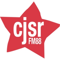 Logo of radio station CJSR-FM 88.5