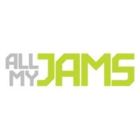 Logo of radio station All My Jams