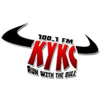 Logo de la radio 100.1 FM KYKC