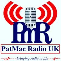 Logo de la radio PatMac Radio UK
