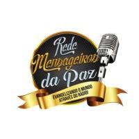 Logo of radio station Rede Mensageiros da Paz