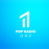 Logo of radio station Pop Radio ONE
