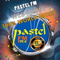 Logo of radio station Pastel Fm / plus de Music