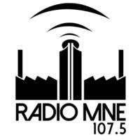 Logo of radio station Radio MNE