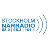 Logo of radio station Stockholm närradio 88.0