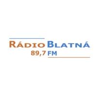 Logo of radio station Rádio Blatná