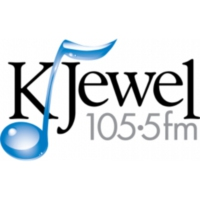Logo of radio station K-Jewel 105.5 FM