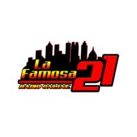 Logo de la radio La Famosa 21
